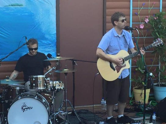 The Allen Brothers Band will perform on Sept. 30, 2016