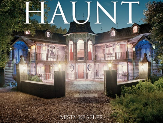 """""""Haunt,"""" featuring photos from 13 haunted houses in"""