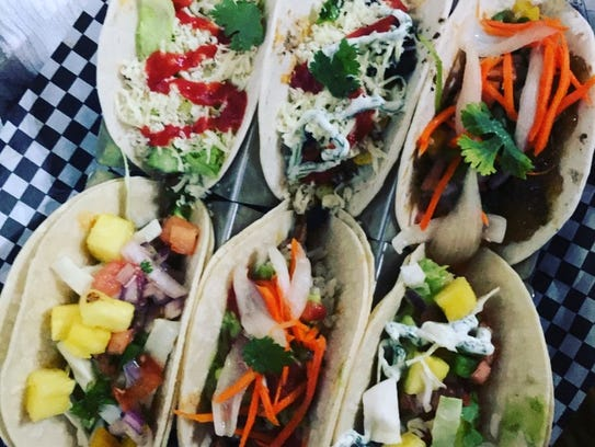 Find a wide array of tacos and more at the first ever Greenville Taco Crawl.