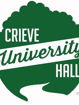 Crieve Hall University logo