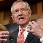 Senate Minority Leader Harry Reid, D-Nev.