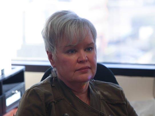Machrina Leach, nurse program manager at the Maricopa