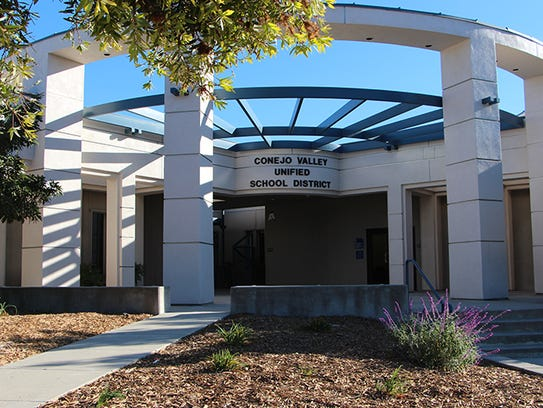 Conejo Valley Unified School District offices.