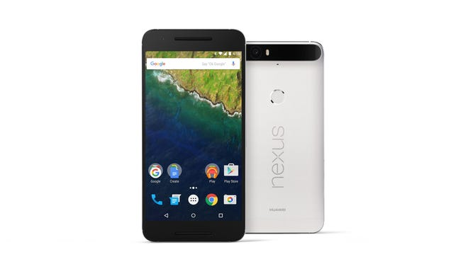 The Google Nexus 6P was made by Huawei.