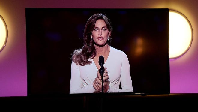 Caitlyn Jenner at the ESPYs.