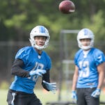Detroit Lions rookie WR Kenny Golladay impressive at minicamp