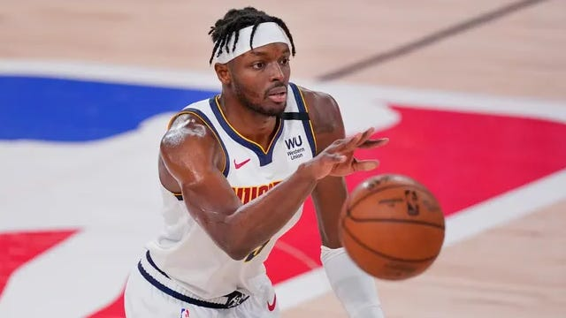 Jerami Grant has been signed by the Detroit Pitons.