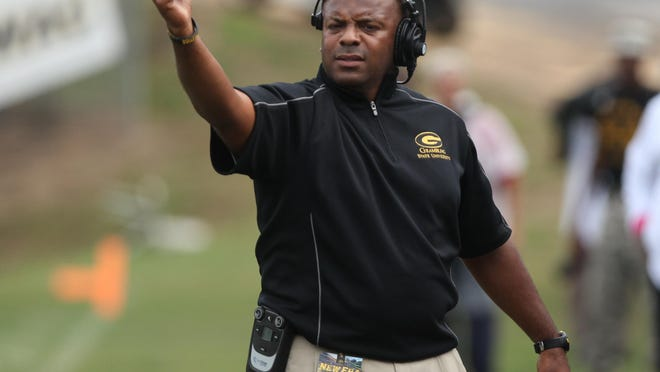 Grambling coach Broderick Fobbs and his father, Lee, who coaches running backs for the Tigers, have been accused of nepotism by the Louisiana Board of Ethics.
