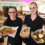 New eatery serves fresh, fast Mediterranean-style  fare