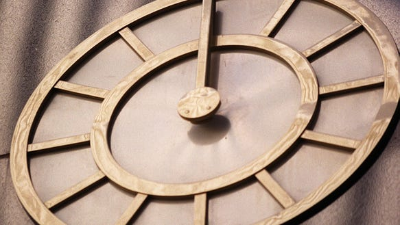 We tell time using a system that dates back centuries.