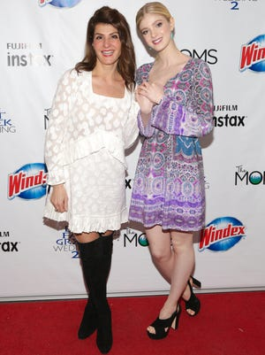 Who better to ask about a Greek vacation than Nia Vardalos and 'My Big Fat Greek Wedding 2' costar Elena Kampouris?