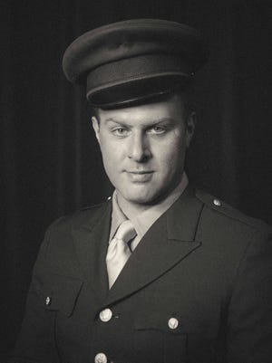 Eric D. Pasto-Crosby as Sgt. Toomey in BILOXI BLUES by The Hillsboro Players.