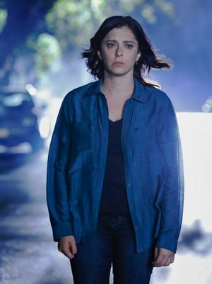 Rachel Bloom as Rebecca Bunch on 'Crazy Ex-Girlfriend.'