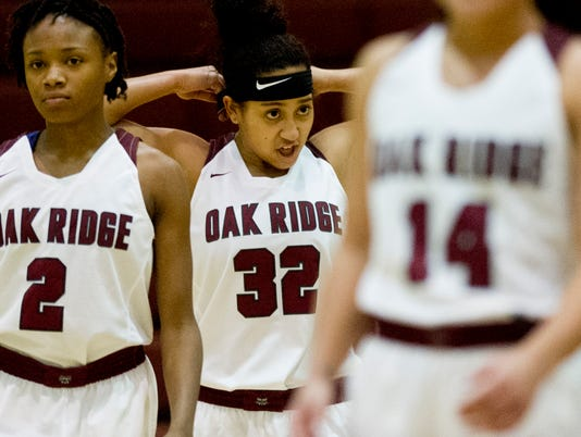kns-oak ridge girls