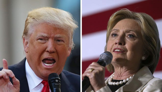 Have Donald Trump and Hillary Clinton taken over your TV, newspaper and computer?