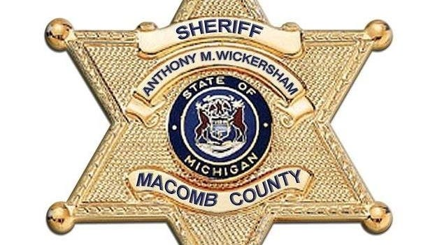 Macomb County Sheriff's Office logo