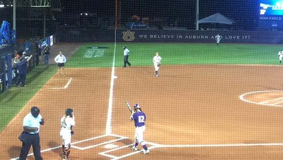 Auburn and Tennessee Tech open NCAA Regional play Friday night,