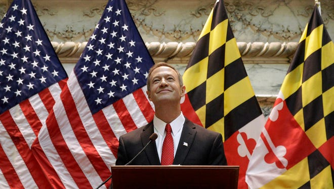 Martin O'Malley, who left office in January, has repeatedly said he is seriously considering running for president and that he plans to make a decision sometime this spring.