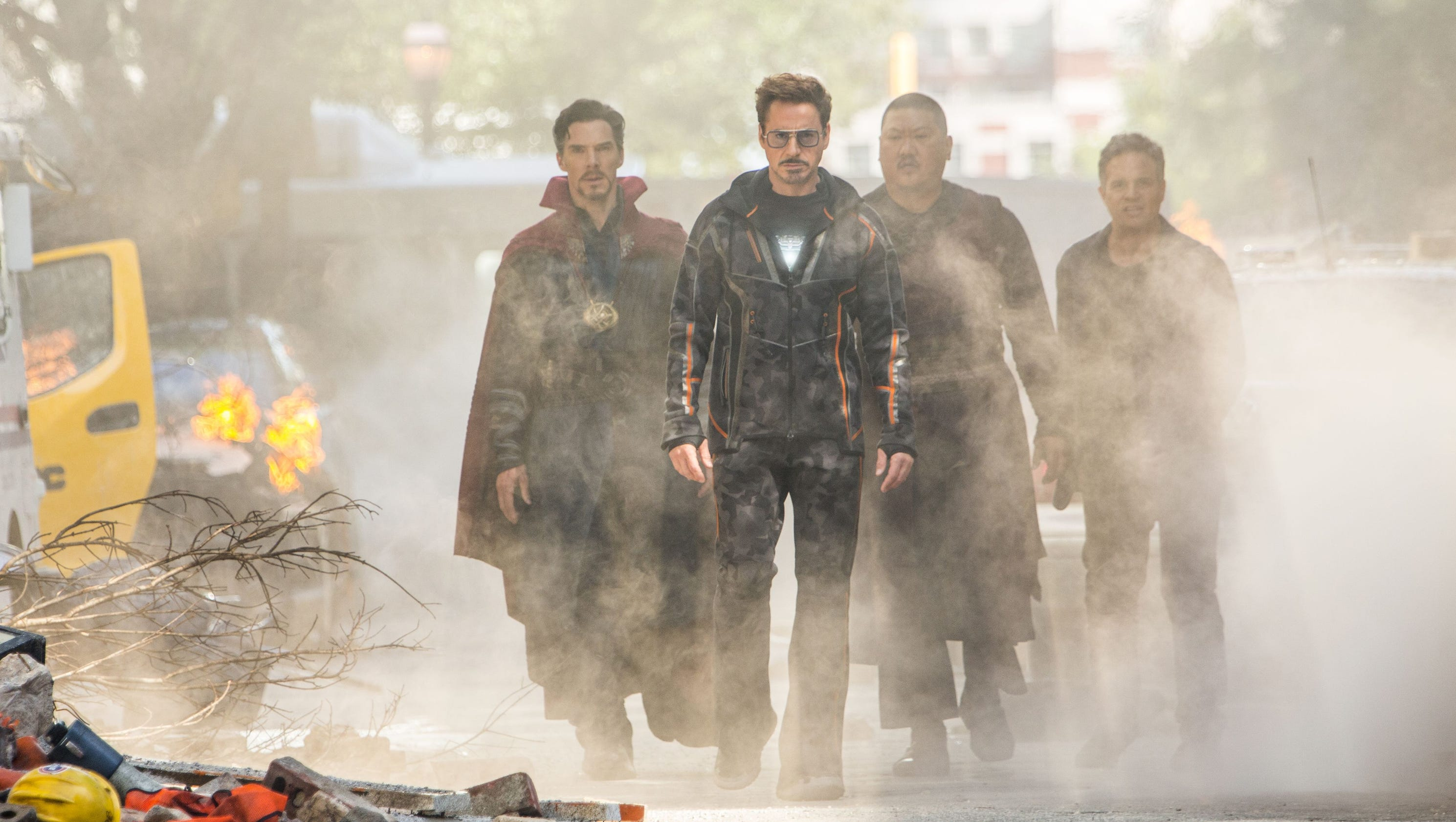 'Avengers: Infinity War': All the plot info you need to know