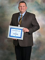 Main Street Volunteer of the Year Award Recipient Leo Metivier