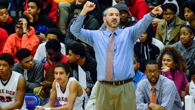 Troy Sowers has returned as a head basketball coach in York County. Sowers will lead the Spring Grove girls' program this season. DISPATCH FILE PHOTO