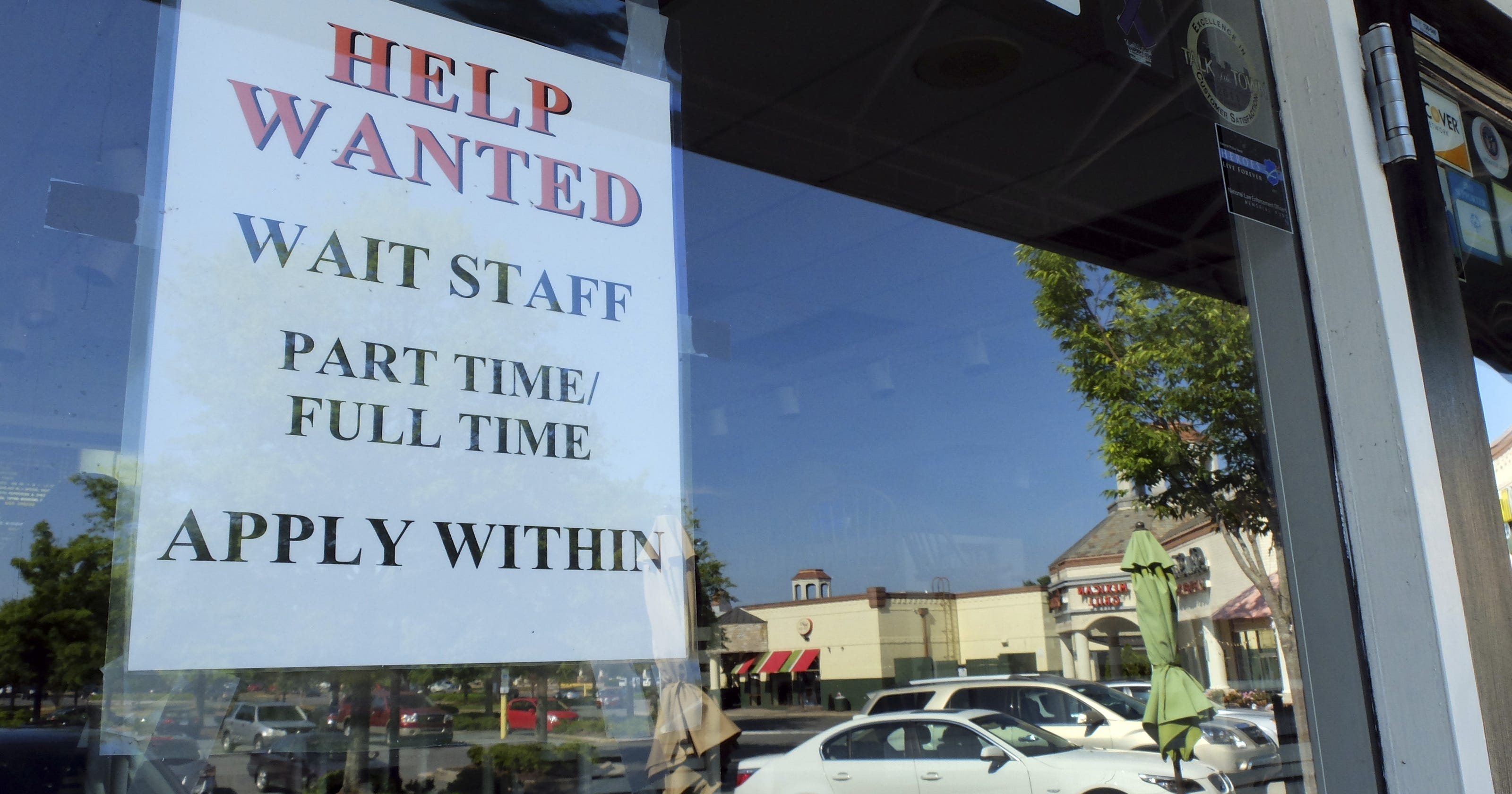 1.8M jobs added in July, unemployment falls to 10.2% as some states halt reopening, others throttle back