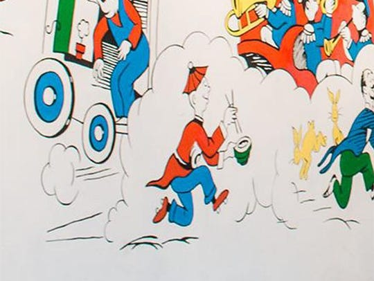 The Amazing World of Dr. Seuss Museum, which is in