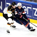 Detroit Red Wings wobbly on Day 1 at IIHF World Championship