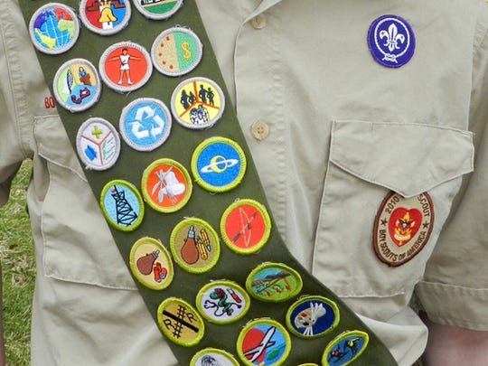 Two former Boy Scout leaders have been accused of sexually abusing scouts.