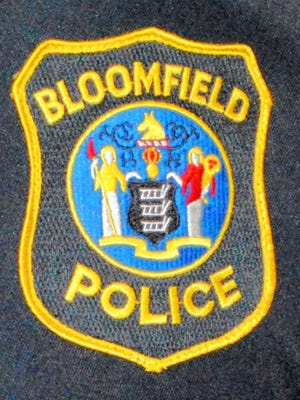 Bloomfield police shield