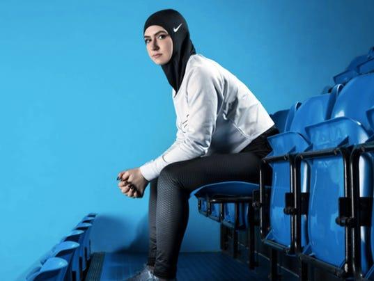 Картинки по запросу nike for muslim women