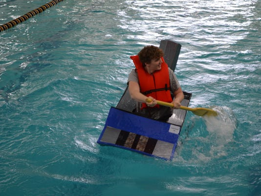 Cardboardboatrace