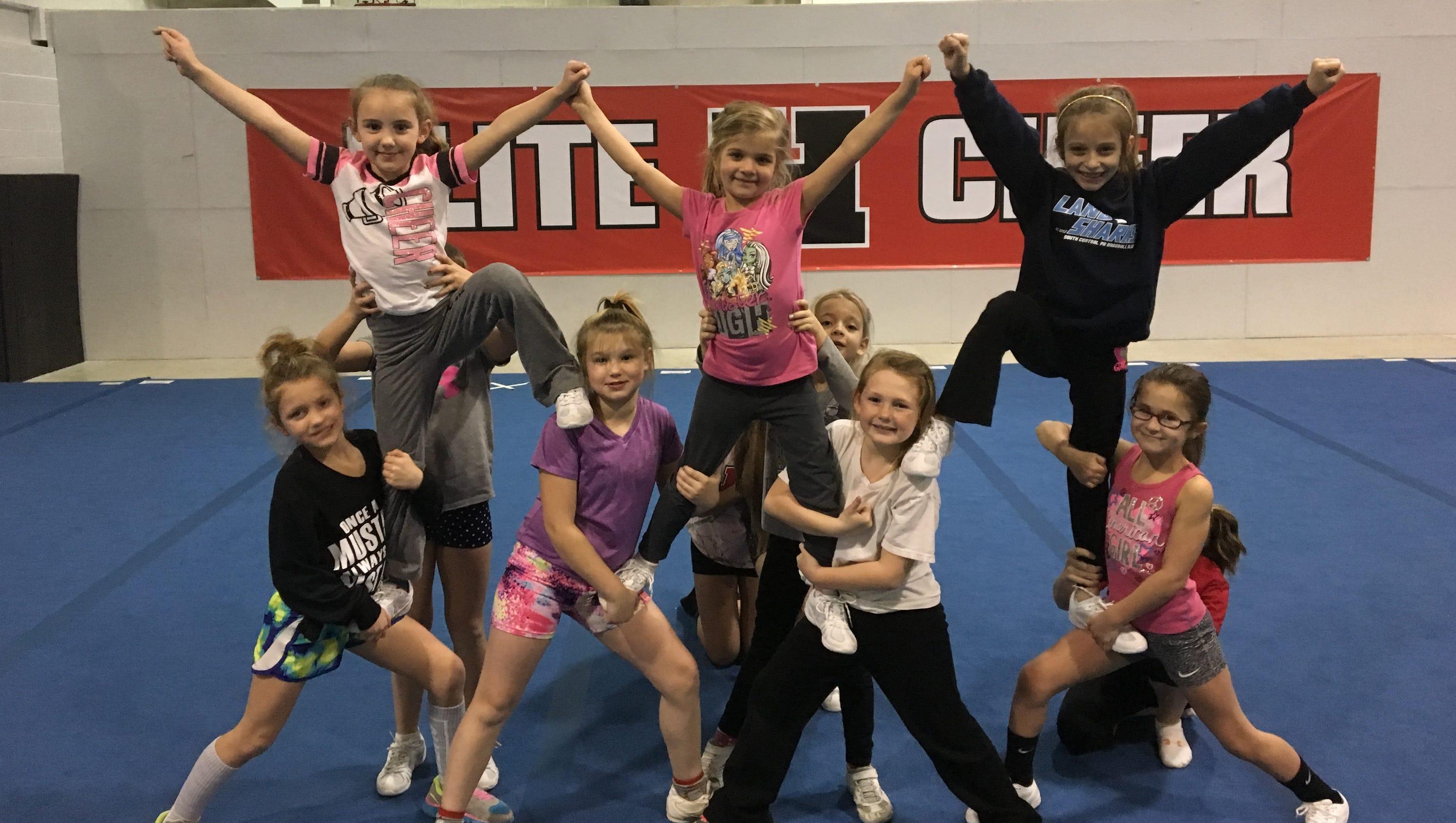 Team Building For Cheerleaders