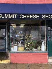 Summit Cheese Shop has been owned by Paul and Pam Pappas for the past 20 years.