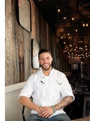 Chef Robbie Felice owns Viaggio in Wayne, a much buzzed-about