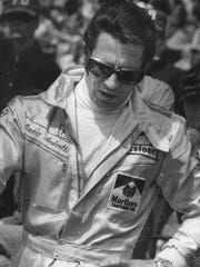 Mario Andretti, circa 1969.