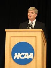 NCAA President Mark Emmert
