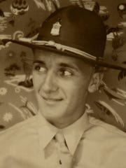 Pvt. Robert Newkirk, March 1941, U.S. Army Company H, 21st Infantry, Hawaiian Division.