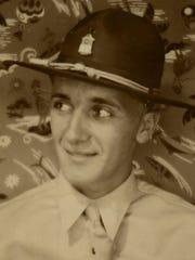 Pvt. Robert Newkirk, March 1941, U.S. Army Company