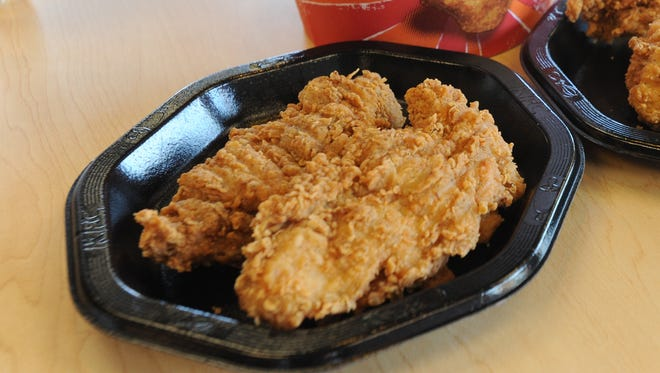 KFC plans to go without antibiotics on both its boneless and on-the-bone chicken