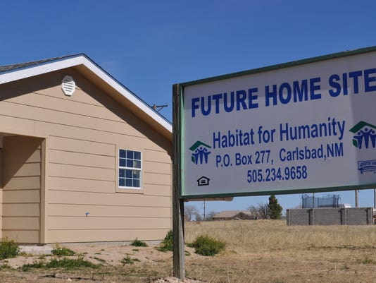 Habitat for Humanity house