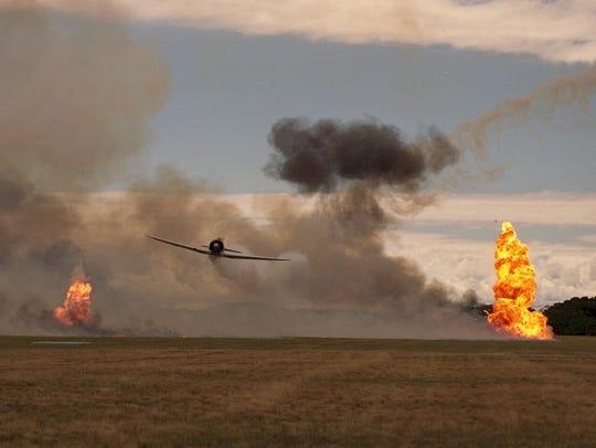 World War II-era Zeros will descend on Dyess Air Force