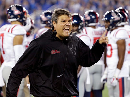 Matt Luke is set to enter his first full year as Ole