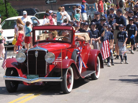 2010 Fourth of July parade