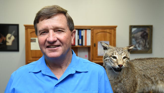 Retiring Flippin Superintendent Dale Query has bled Bobcat red and white for 38 years. Query says he'll take some time to relax but will remain engaged in the educational field.