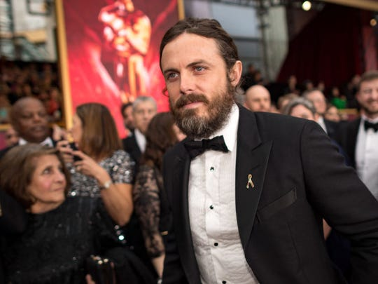 "Two women who worked on Casey Affleck's film ""I'm Still"