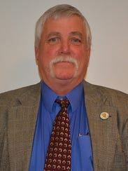Gary Heninger, Mayor of Chilhowie, Va.