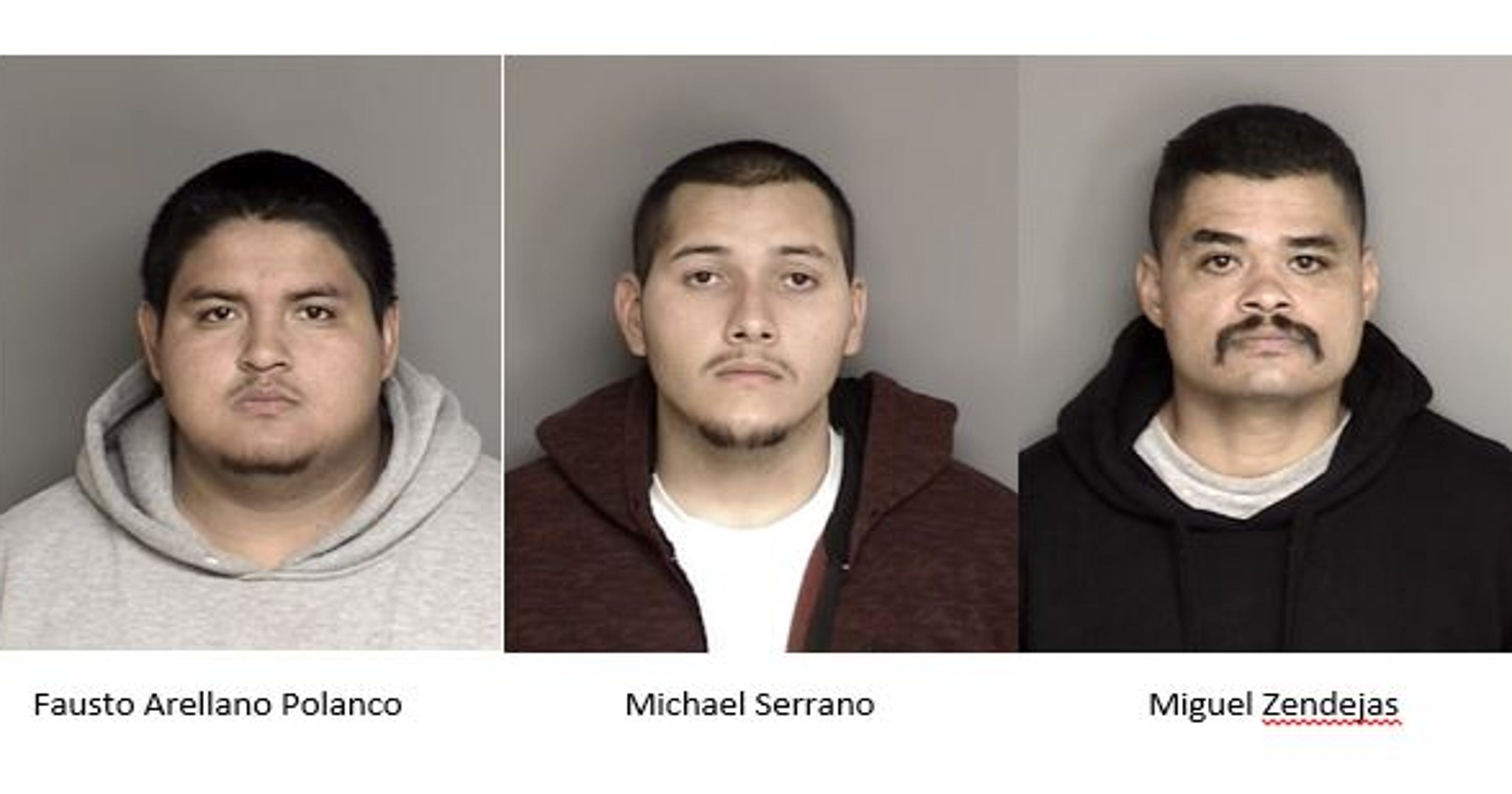 Salinas shooting suspects arrested