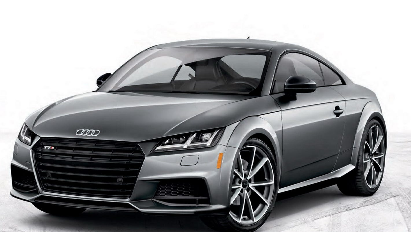 2017 audi tt coupe roadster defines sports coupe segment. Black Bedroom Furniture Sets. Home Design Ideas