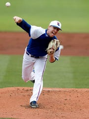 Louisiana Tech pitcher Cameron Linck will serve as